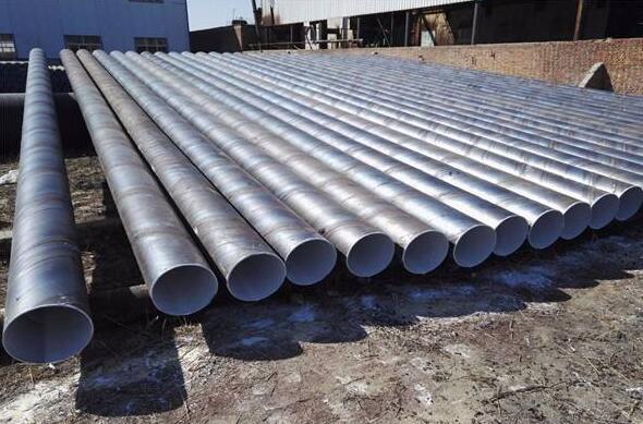 桥梁支架用螺旋钢管 厚壁螺旋钢管