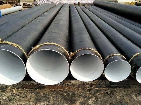 热力工程防腐螺旋钢管 防腐螺旋钢管
