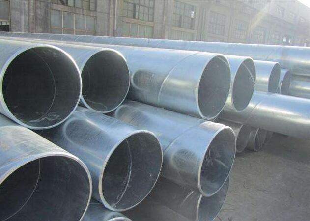 镀锌大口径螺旋钢管 大口径螺旋钢管
