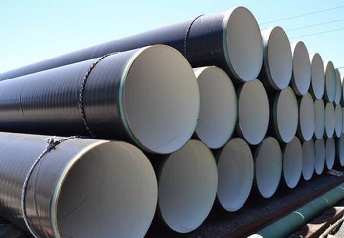 输送泥浆用螺旋钢管 厚壁螺旋钢管