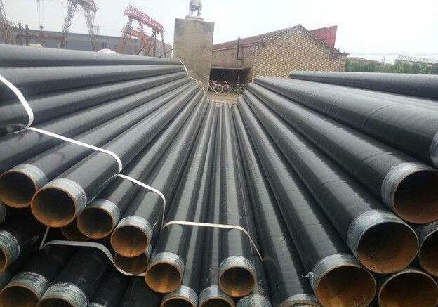 石油管道用3pe螺旋钢管 防腐螺旋钢管