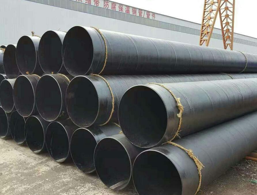 排泥管道用疏浚螺旋钢管 防腐螺旋钢管