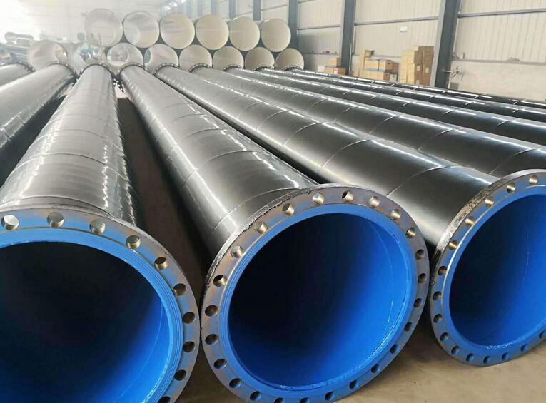 排水涂塑螺旋管厂家批发 大口径螺旋钢管