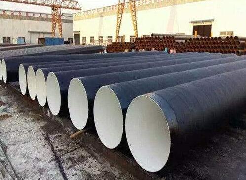 输水用3PE防腐螺旋钢管性能及用途介绍 螺旋钢管新闻资讯 第1张