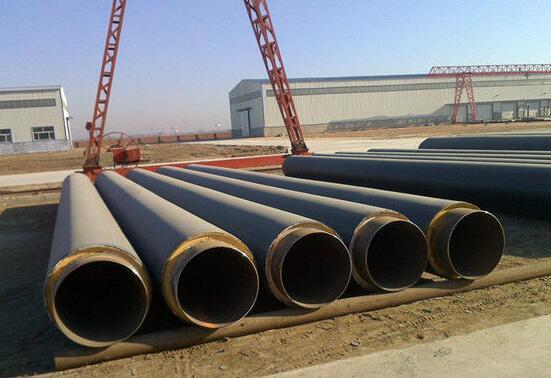 高温蒸汽保温螺旋钢管 保温螺旋钢管