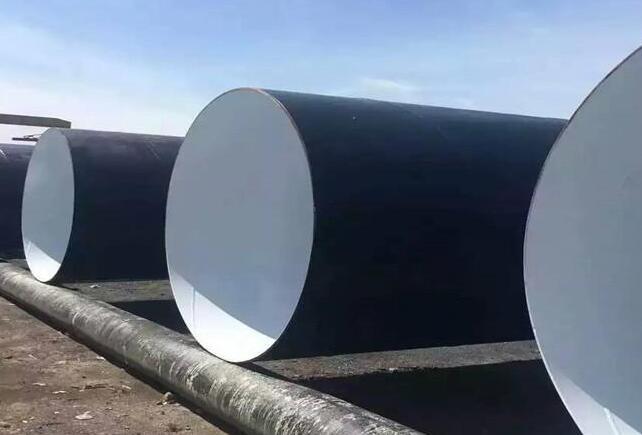 TPEP防腐螺旋钢管厂家直销 防腐螺旋钢管