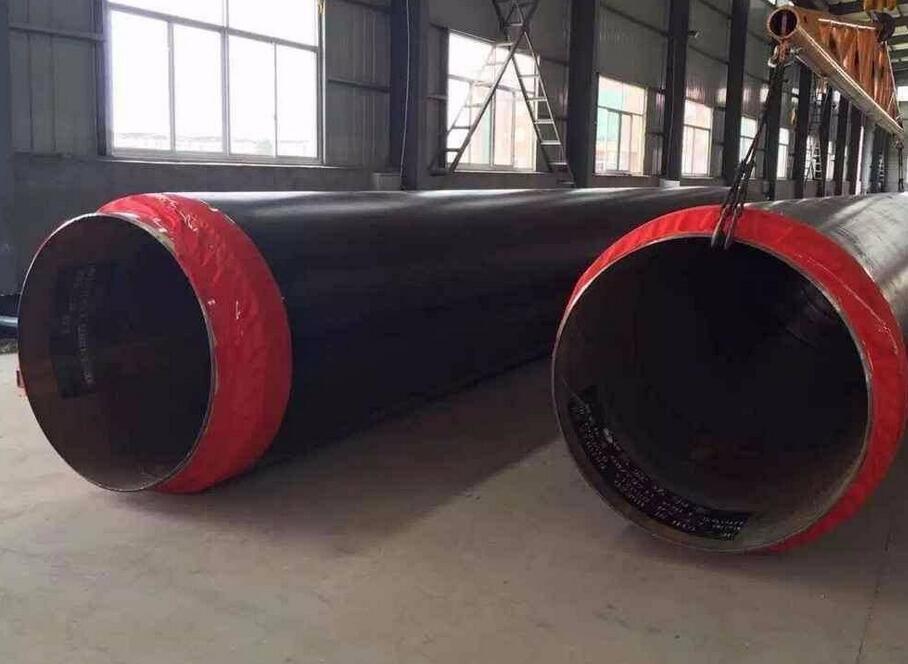 大口径保温螺旋钢管的结构 螺旋钢管新闻资讯 第2张