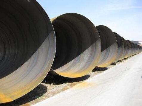 陕西大口径螺旋钢管生产厂家_专业生产螺旋钢管 陕西螺旋钢管厂家