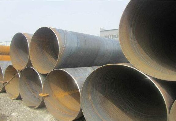 螺旋钢管焊接区易产生的气孔、热裂纹、和咬边等缺陷 螺旋钢管新闻资讯 第2张