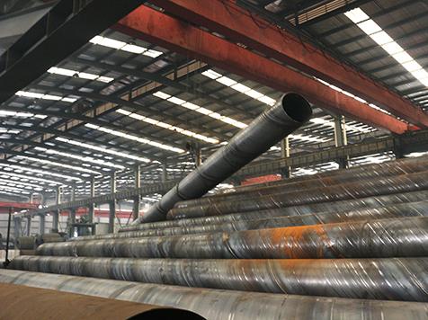 钦州供应螺旋钢管厂家 广西螺旋钢管厂家 第2张