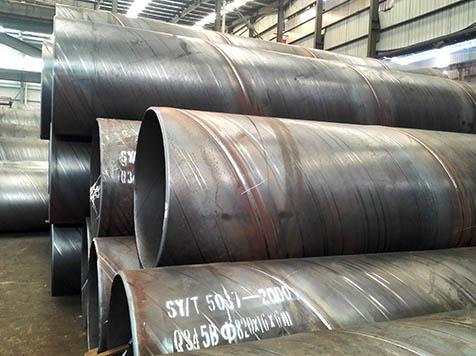贵港螺旋钢管供应商厂家