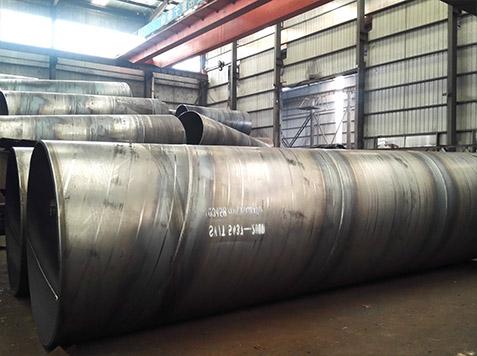 来宾螺旋钢管厂家供应