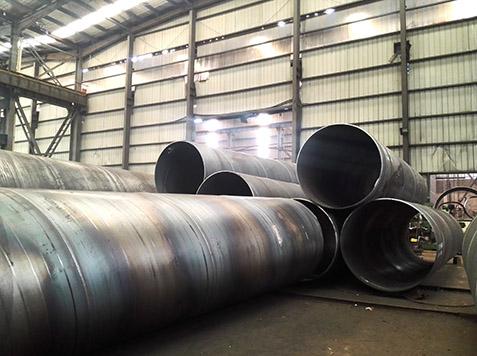 广州螺旋钢管生产厂家