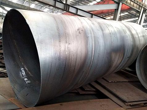 湛江螺旋钢管生产厂家