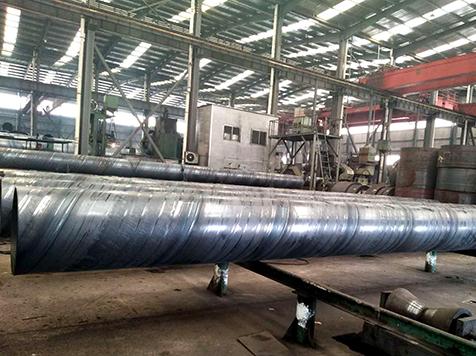 茂名螺旋钢管生产厂家