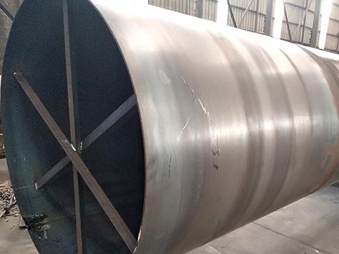 惠州螺旋钢管生产厂家 广东螺旋钢管厂家 第2张