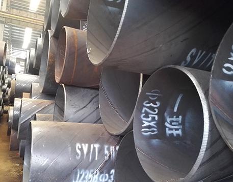 河源螺旋钢管厂家