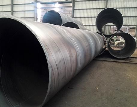 阳江螺旋钢管生产厂家 广东螺旋钢管厂家 第2张