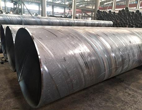 揭阳螺旋钢管厂家