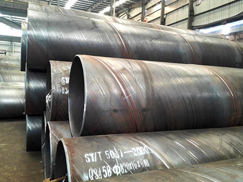 文山螺旋钢管厂家推荐 云南螺旋钢管厂家 第2张
