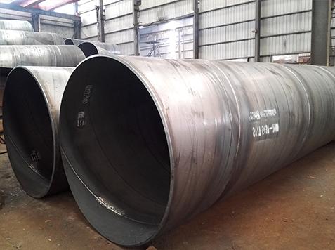 文山螺旋钢管厂家推荐 云南螺旋钢管厂家 第4张