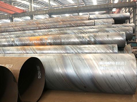 红河螺旋钢管厂家推荐