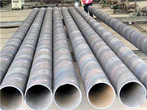 江州区螺旋钢管厂家