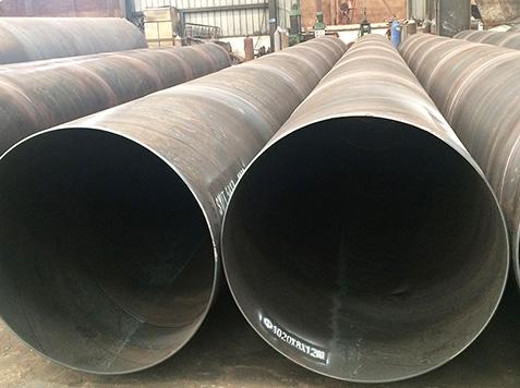 广西贵港覃塘区螺旋钢管生产厂家