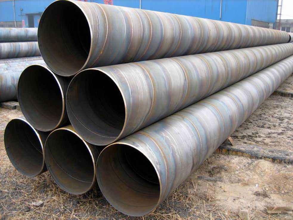 雨江螺旋钢管厂详解螺旋钢管生产工艺流程及步骤