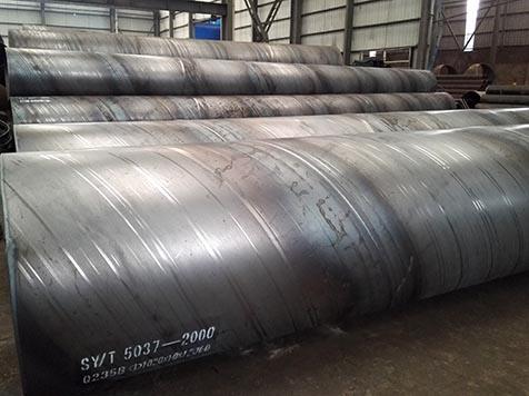 广西螺旋钢管供应